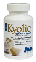 AIM Kyolic Garlic